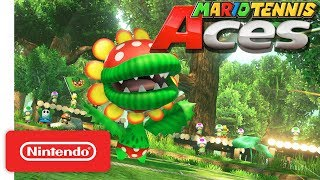 Mario Tennis Aces - Petey Piranha - Nintendo Switch
