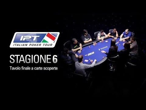 IPT6 Nova Gorica, Final Table