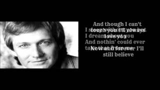 Billy Joe Royal- Love Has No Right With Lyrics