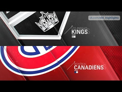Los Angeles Kings vs Montreal Canadiens Oct 11, 2018 HIGHLIGHTS HD