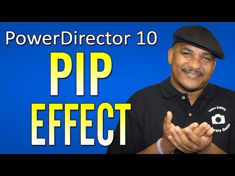 How To Create Video Overlays & PIP | CyberLink PowerDirector 10 Ultra