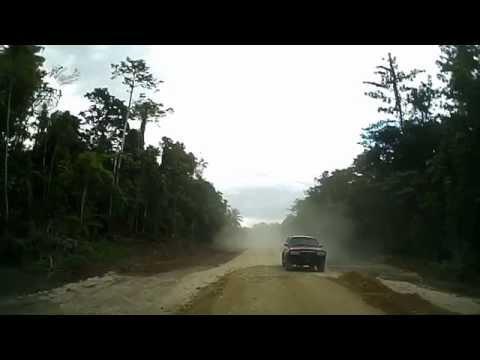 Jayapura to Sarmi, Papua Province(27) パプア州のジャヤプラからサルミへ