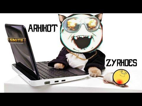 видео: smite: Как обидеть Киберспортсмена?