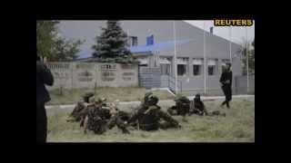 В Карловке батальон
