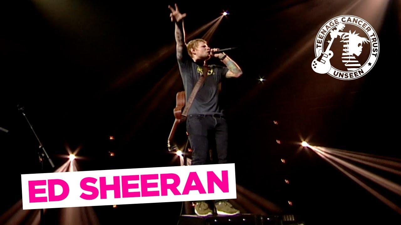 You Need Me, I Don't Need You - Ed Sheeran Live