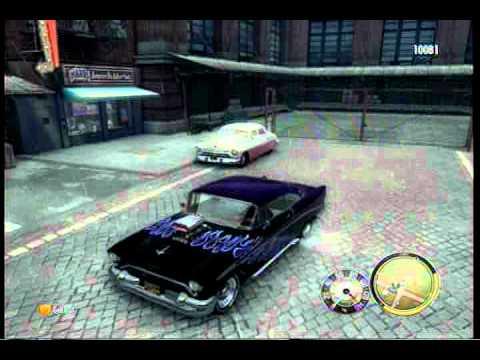 Mafia 2 jimmy 39 s vendetta my garage youtube for Sarge automobiles garage serus