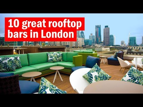 10 Of The Best Rooftop Bars In London | Top Tens | Time Out London