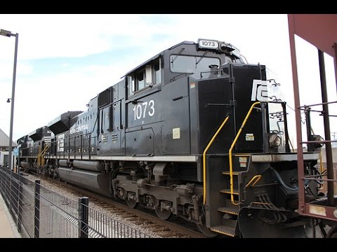 [HD] Chicago Area Railfan Trip: Railfanning the Grand/Cicero Metra Station (02/09/16)