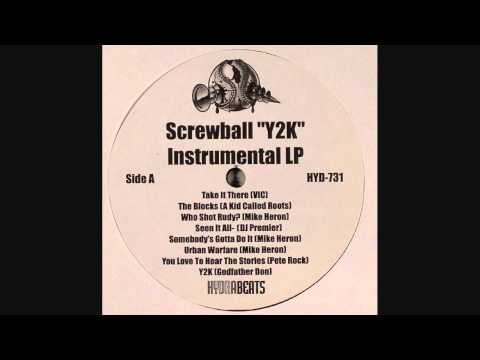 Screwball - Urban Warfare (Instrumental) Prod. By Mike Heron