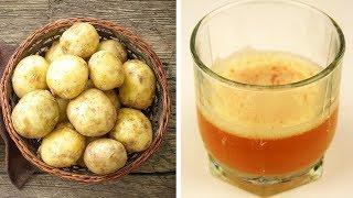 Лечение ГАСТРИТА картофельным соком — как правильно принимать и как готовить? ✅100% Результат!