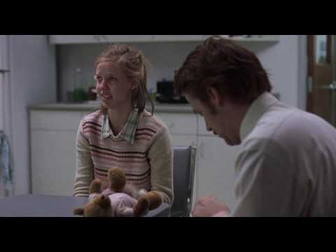 Lars comforted Margo who broke up with his girlfriend and saved Margo's teddy bear