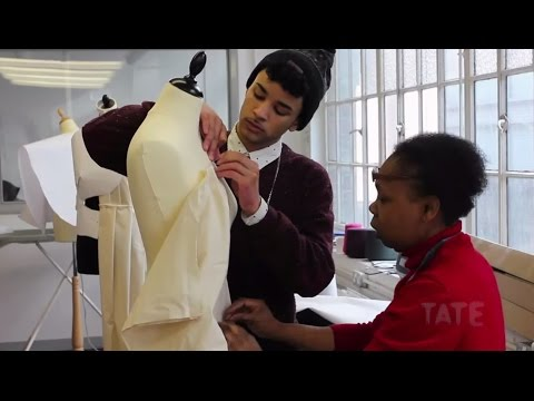 Time and Influence - University of the Arts London, Fashion Project | Animating the Archives