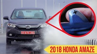 Top Reasons to Buy 2018 Honda Amaze | Diesel CVT Automatic Review
