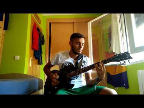 Marea - Alfileres (Guitar Cover)