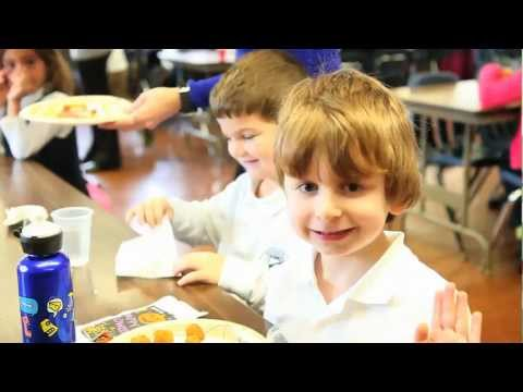 Angle Media Group worked with Saddle River Day School to showcase its school and students.