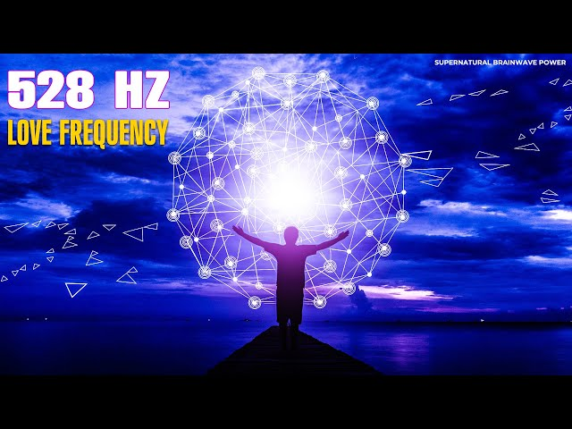 528Hz Self Love Frequencies ! Ancient Healing Frequency ! Miracle Meditation Music ! Positive Energy