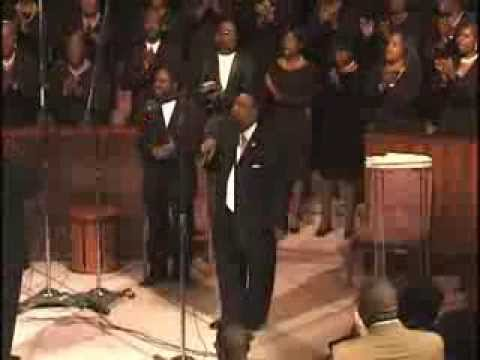Something Got A Hold of Me  (Tribute To The King) - GMWA Detroit Mass Choir