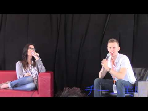 KrakenCon Fall 2015 - The Squiddly Show at KrakenCon with Christy Carlson Romano
