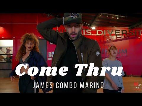 Summer Walker ft. Usher - Come Thru | James Combo Marino Choreography Mp3