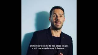 Burton Menswear X Jamie Redknapp: My Previous Fashion Mistakes
