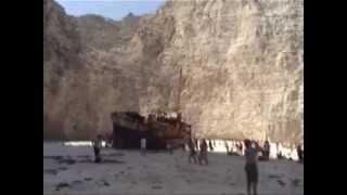 Shipwreck Navagio Beach Zakynthos
