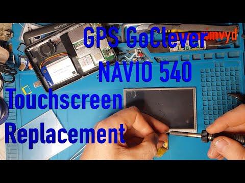 GPS GoClever NAVIO