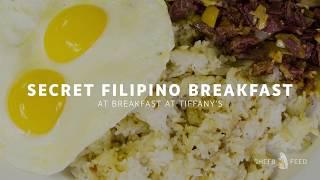 Chef Tim Luym makes Silog | Secret Filipino Breakfast