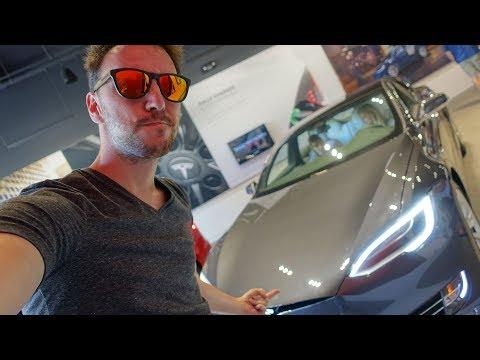Ho trovato la mia nuova macchina Tesla Model S