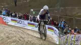 UCI World Junior Cyclo-cross Championships, last lap