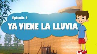 YA VIENE LA LLUVIA - EL REGALO DE NICK (4) | 2ª Temporada (Español)