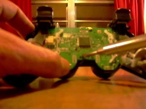 PS3 Controller Problems (easy fix for random button pushes, left