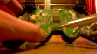 PS3 Controller Problems (easy fix for random button pushes, left analog)