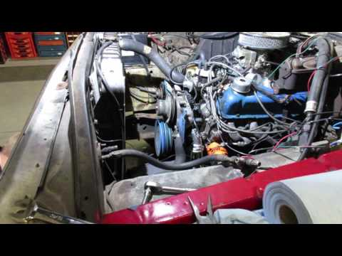 Project Ford Truck EP 7 351 Windsor Cam And Lifter Swap