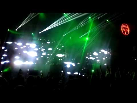 Orbital - Live in Moscow 2012