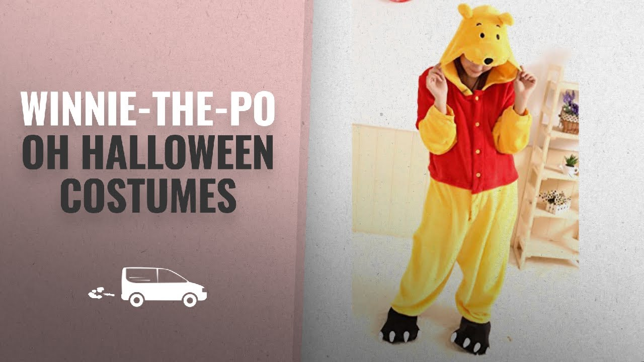 ff5bc5a09ae7 Our Favorite Winnie-The-Pooh Halloween Costumes  2018   Winnie the pooh  characters Unisex Onesie