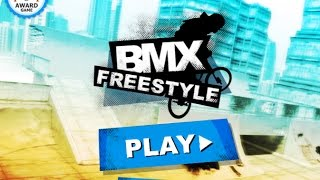 BMX Freestyle Gameplay Video