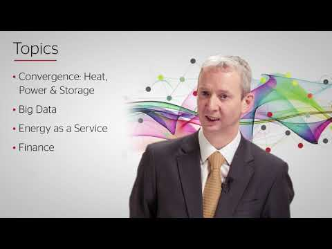 The conference stream: Energy Fusion and Integrated Solution