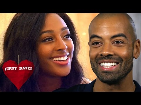 Alexandra Burke on First Dates | First Dates