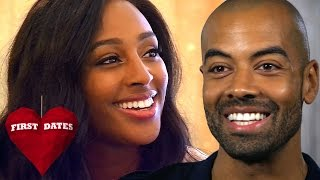 First Dates | Alexandra Burke on First Dates
