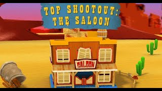 Top Shootout: The Saloon Full Gameplay Walkthrough