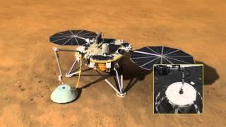 NASA Reveals Next Mars Landing Mission   Video