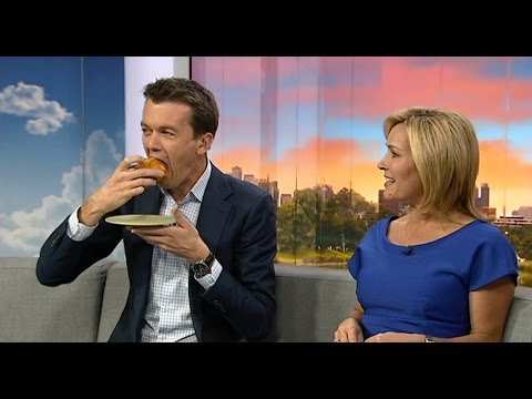ABC News Breakfast - Chatting Gimmicky Food