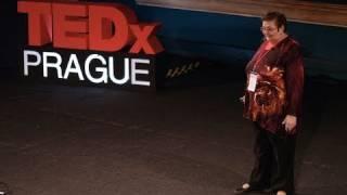 TEDxPrague - Jana Nováčková - Jak se z touhy učit se stane sběratelství známek