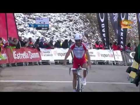 Volta Ciclista a Catalunya 2014 HD - Stage/Etapa 3- Ultimos 15KM   HD CASTELLANO