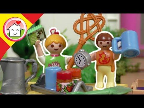 Playmobil en espa ol mercadillo de segunda mano con anna y for Playmobil segunda mano