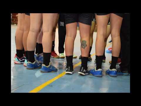 Mistral Handball Club vs. Deportivo Itaguá.