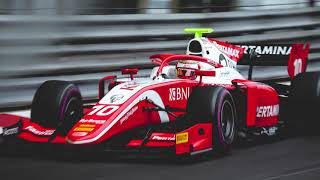 Review Formula 2 Seri Monaco; Sean Gelael Punya Modal Bagus