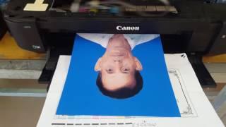 Canon pixma 6770 photo printer