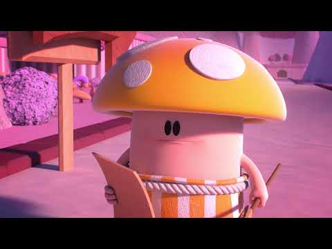 """CGI 3D Animated Short Film: """"My Quest"""" Ma Quete by Albert Faury 