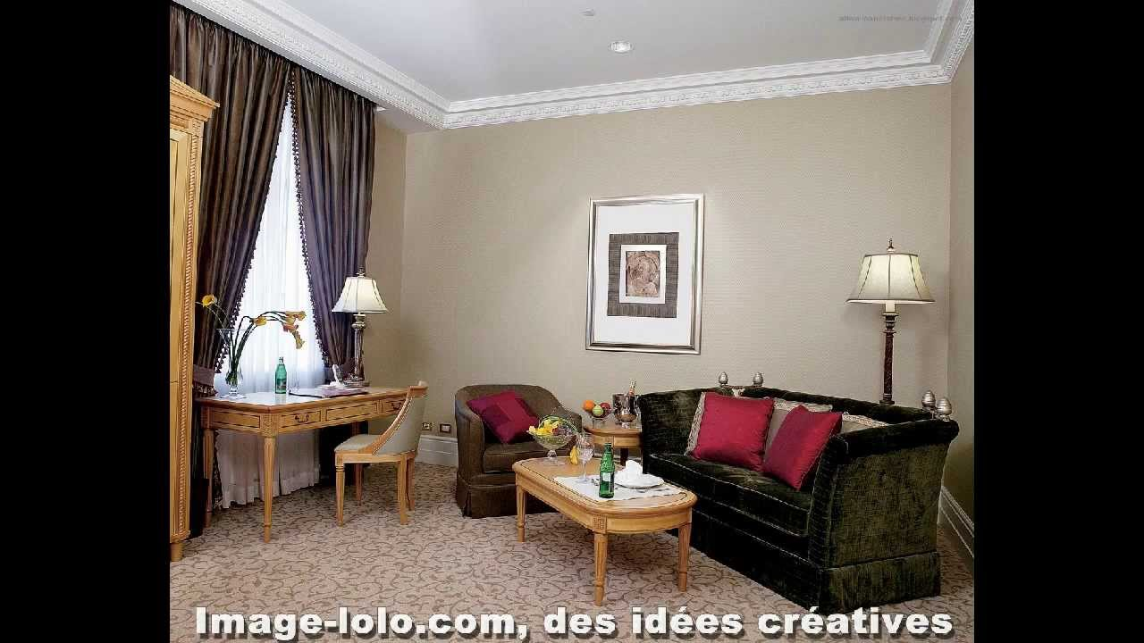 d coration int rieure de luxe youtube. Black Bedroom Furniture Sets. Home Design Ideas